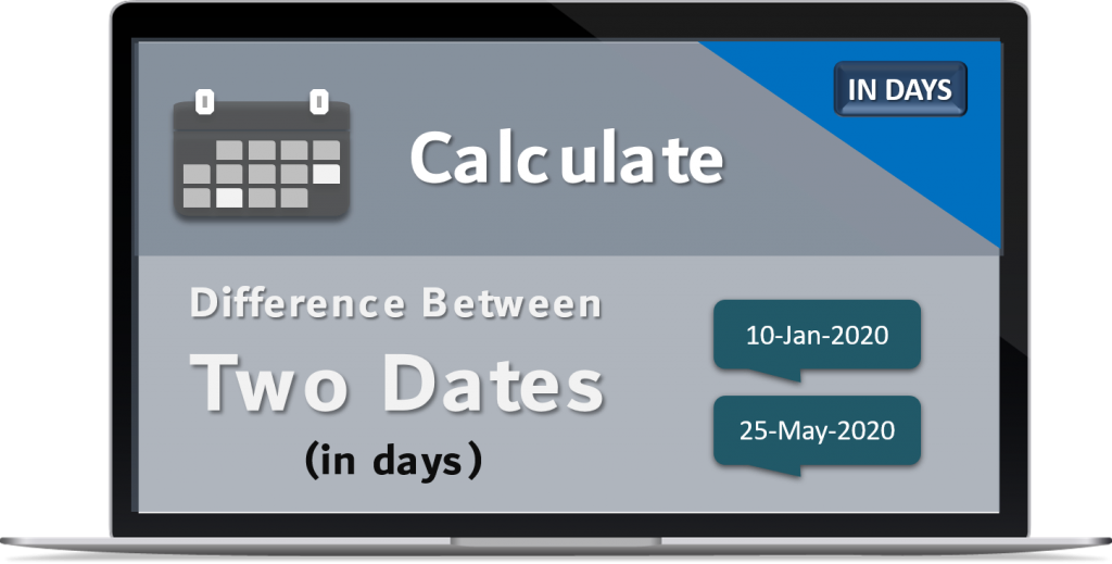 Calculate Difference Between two Dates FI