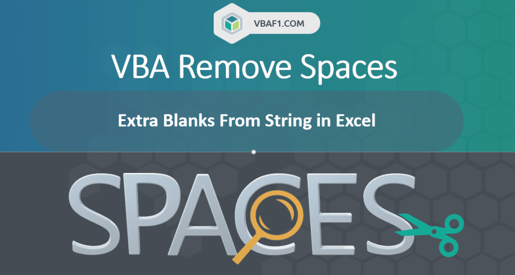 VBA Remove Spaces from String fi
