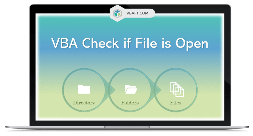 VBA Check if File is Open
